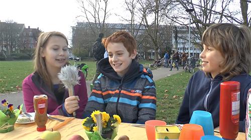 Film Rumpelhausen / Deutscher Kinderschutzbund